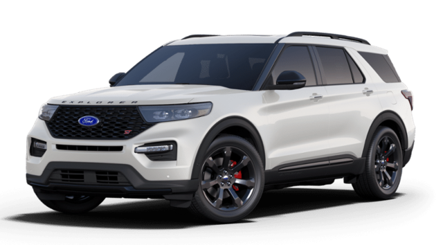 new 2020 Ford Explorer ST SUV for sale in Cold Spring MN